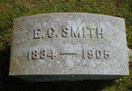 SMITH, E.  C. - Cerro Gordo County, Iowa | E.  C. SMITH