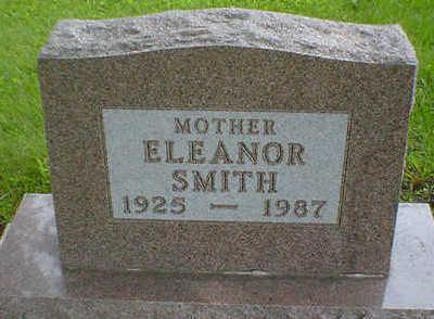 SMITH, ELEANOR - Cerro Gordo County, Iowa | ELEANOR SMITH