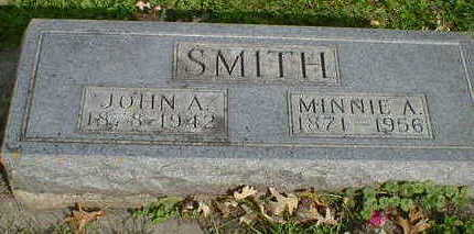 SMITH, JOHN A. - Cerro Gordo County, Iowa | JOHN A. SMITH