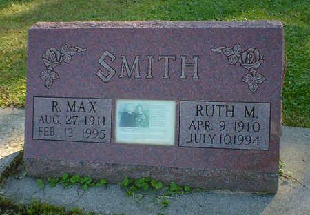 SMITH, RUTH M. - Cerro Gordo County, Iowa | RUTH M. SMITH