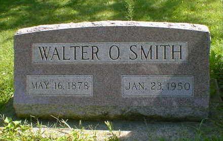 SMITH, WALTER O. - Cerro Gordo County, Iowa | WALTER O. SMITH