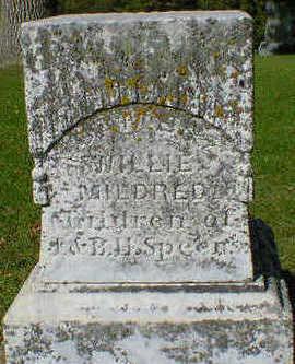 SPEERS, MILDRED - Cerro Gordo County, Iowa | MILDRED SPEERS