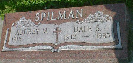 SPILMAN, DALE S. - Cerro Gordo County, Iowa | DALE S. SPILMAN