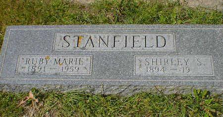 STANFIELD, RUBY MARIE - Cerro Gordo County, Iowa | RUBY MARIE STANFIELD