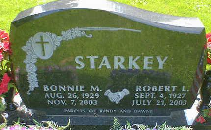 STARKEY, BONNIE M. - Cerro Gordo County, Iowa | BONNIE M. STARKEY