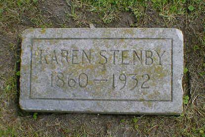 STENBY, KAREN - Cerro Gordo County, Iowa | KAREN STENBY