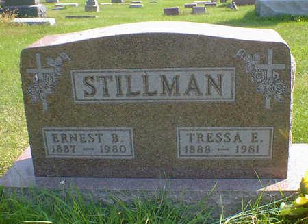 STILLMAN, TRESSA E. - Cerro Gordo County, Iowa | TRESSA E. STILLMAN