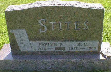 STITES, K.C. - Cerro Gordo County, Iowa | K.C. STITES