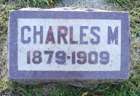 STORK, CHARLES M - Cerro Gordo County, Iowa | CHARLES M STORK