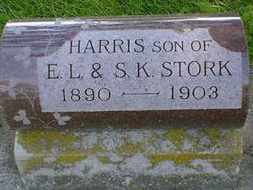 STORK, HARRIS - Cerro Gordo County, Iowa | HARRIS STORK