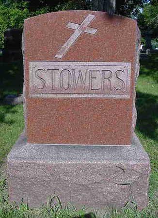 STOWERS, GEORGE WASHINGTON - Cerro Gordo County, Iowa | GEORGE WASHINGTON STOWERS