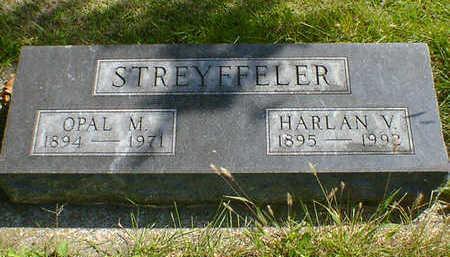 STREYFFELER, HARLAN V. - Cerro Gordo County, Iowa | HARLAN V. STREYFFELER