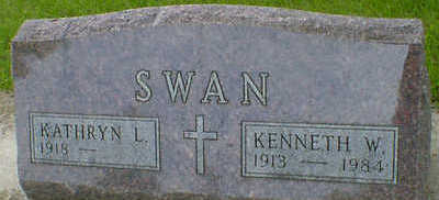 SWAN, KENNETH W. - Cerro Gordo County, Iowa | KENNETH W. SWAN