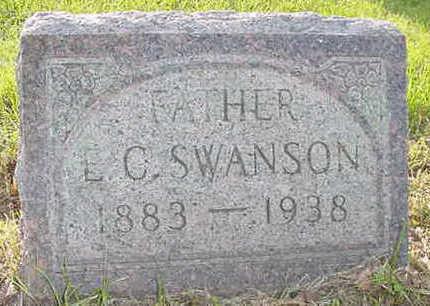 SWANSON, EDWARD CARL - Cerro Gordo County, Iowa   EDWARD CARL SWANSON