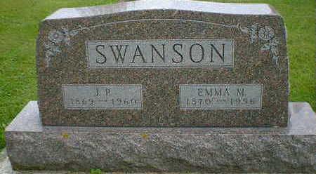 SWANSON, EMMA M. - Cerro Gordo County, Iowa | EMMA M. SWANSON