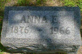 SWEHLA, ANNA E. - Cerro Gordo County, Iowa | ANNA E. SWEHLA