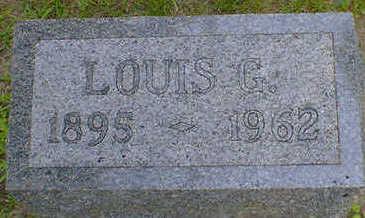 SWEHLA, LOUIS G. - Cerro Gordo County, Iowa | LOUIS G. SWEHLA