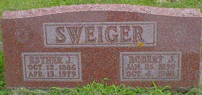 SWEIGER, ROBERT J. - Cerro Gordo County, Iowa | ROBERT J. SWEIGER
