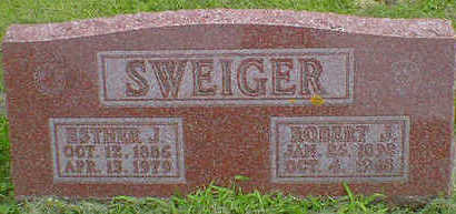 SWEIGER, ESTHER J. - Cerro Gordo County, Iowa | ESTHER J. SWEIGER