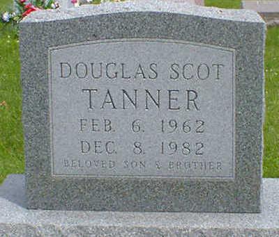 TANNER, DOUGLAS SCOT - Cerro Gordo County, Iowa | DOUGLAS SCOT TANNER