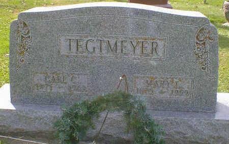 TEGTMEYER, CARL C. - Cerro Gordo County, Iowa | CARL C. TEGTMEYER
