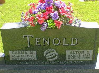 TENOLD, ALTON C. - Cerro Gordo County, Iowa | ALTON C. TENOLD