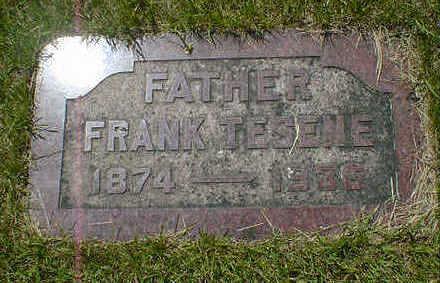 TESENE, FRANK - Cerro Gordo County, Iowa | FRANK TESENE