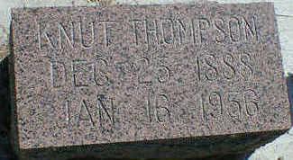 THOMPSON, KNUT - Cerro Gordo County, Iowa | KNUT THOMPSON