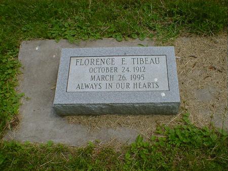 TIBEAU, FLORENCE E. - Cerro Gordo County, Iowa | FLORENCE E. TIBEAU