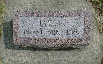TICE, LYLE E. - Cerro Gordo County, Iowa | LYLE E. TICE