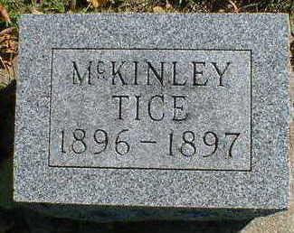 TICE, MCKINLEY - Cerro Gordo County, Iowa | MCKINLEY TICE