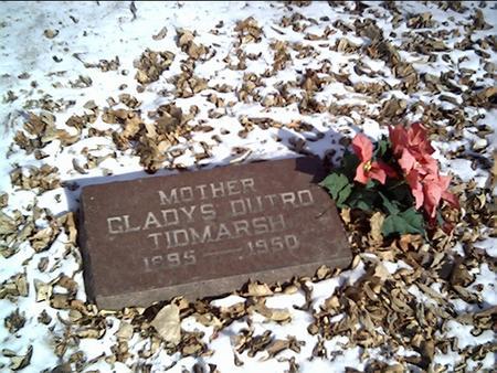 TIDMARSH, GLADYS - Cerro Gordo County, Iowa | GLADYS TIDMARSH