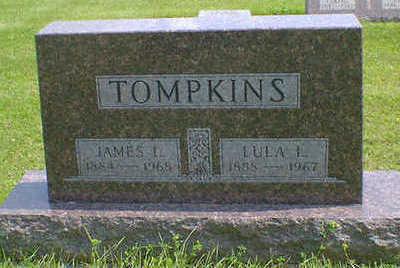 TOMPKINS, JAMES L. - Cerro Gordo County, Iowa | JAMES L. TOMPKINS