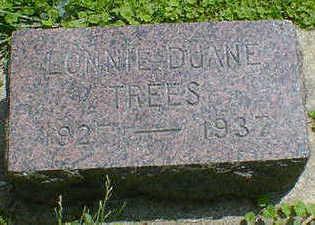 TREES, LONNIE DUANE - Cerro Gordo County, Iowa | LONNIE DUANE TREES
