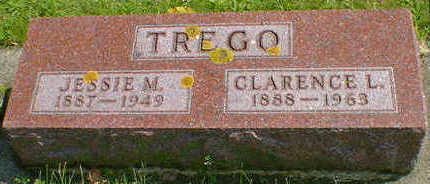 TREGO, CLARENCE L. - Cerro Gordo County, Iowa | CLARENCE L. TREGO