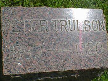 TRULSON, PETER - Cerro Gordo County, Iowa | PETER TRULSON