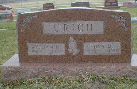 URICH, EDNA M. - Cerro Gordo County, Iowa | EDNA M. URICH