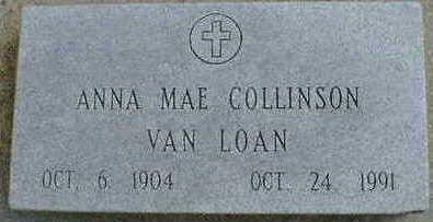 VAN LOAN, ANNA MAE - Cerro Gordo County, Iowa | ANNA MAE VAN LOAN