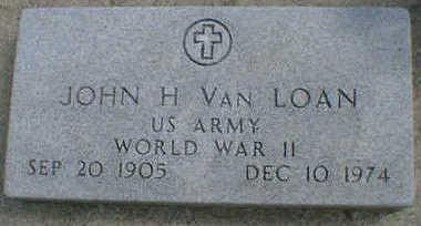 VAN LOAN, JOHN H. - Cerro Gordo County, Iowa | JOHN H. VAN LOAN