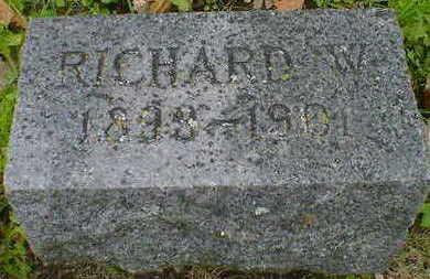 VAN LOAN, RICHARD W. - Cerro Gordo County, Iowa | RICHARD W. VAN LOAN