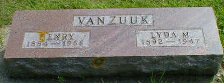VAN ZUUK, HENRY - Cerro Gordo County, Iowa | HENRY VAN ZUUK
