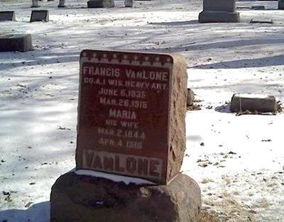 VANLONE, FRANCIS - Cerro Gordo County, Iowa | FRANCIS VANLONE