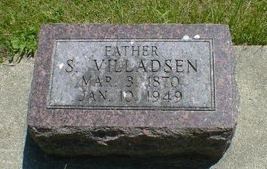VILLADSEN, S. - Cerro Gordo County, Iowa | S. VILLADSEN