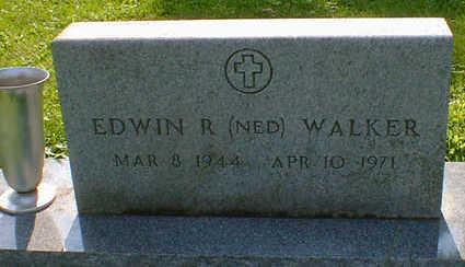 WALKER, EDWIN R. - Cerro Gordo County, Iowa | EDWIN R. WALKER