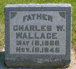 WALLACE, CHARLES W. - Cerro Gordo County, Iowa | CHARLES W. WALLACE