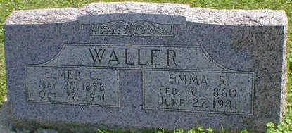 WALLER, EMMA R. - Cerro Gordo County, Iowa | EMMA R. WALLER