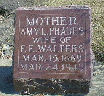 WALTERS, AMY L. - Cerro Gordo County, Iowa | AMY L. WALTERS