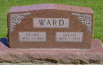 WARD, LELAH - Cerro Gordo County, Iowa | LELAH WARD