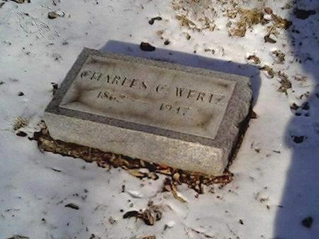 WERTZ, CHARLES - Cerro Gordo County, Iowa | CHARLES WERTZ