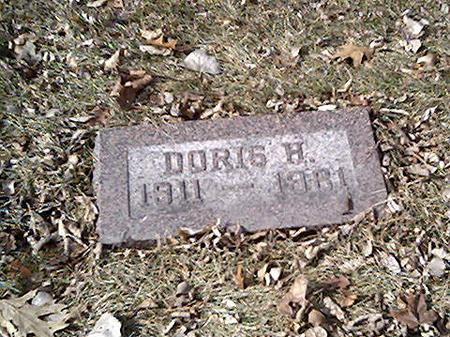 WEST, DORIS H. - Cerro Gordo County, Iowa | DORIS H. WEST